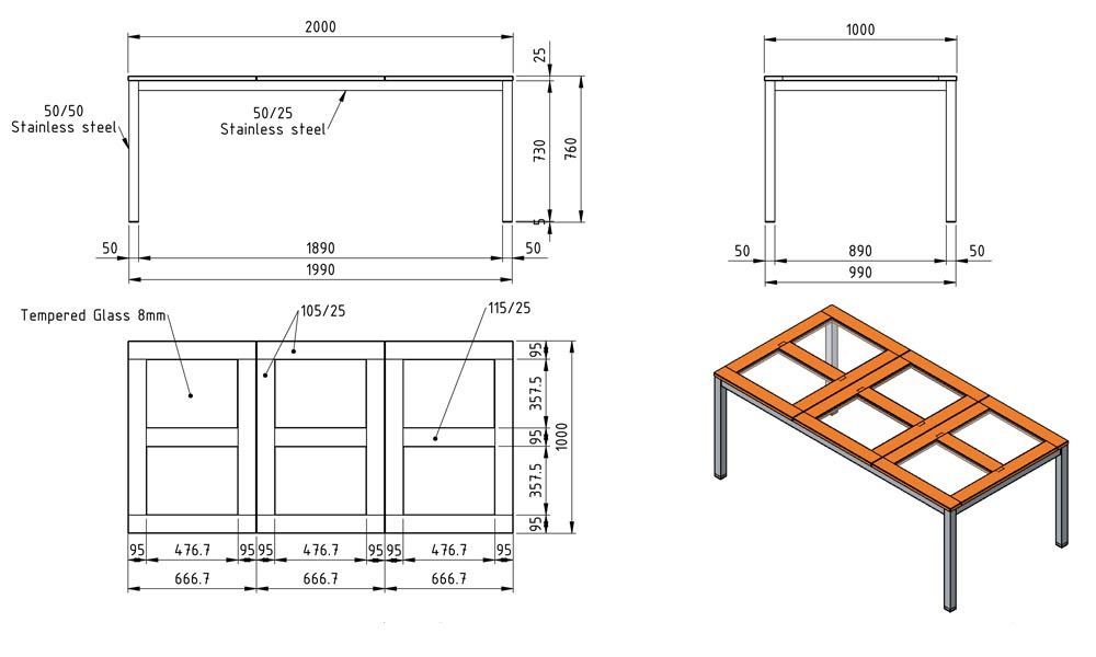 Outdoor dining table dimensions   Hawk Haven
