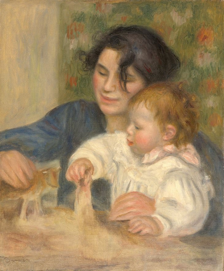 Pierre August Renoir and his most famous artworks