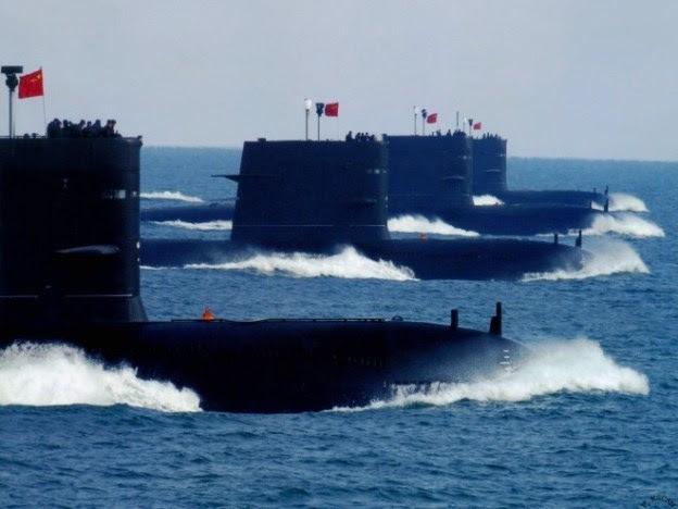 Trung Quốc, Nhật Bản, chạy đua vũ trang, láng giềng, Hoa Đông, Biển Đông