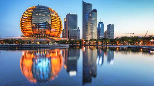 Resultado de imagem para Hangzhou (China)