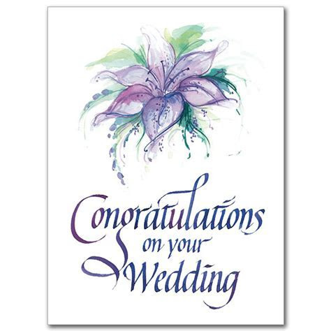 Congratulations on Your Wedding: Wedding Congratulations Card