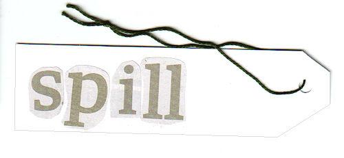 #13 :: play :: spill