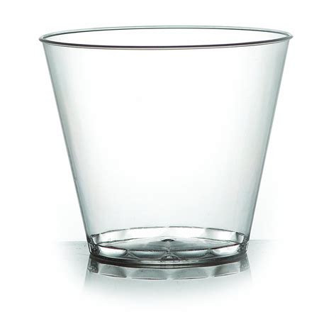 oz clear plastic tumbler cup ct apartysourcecom