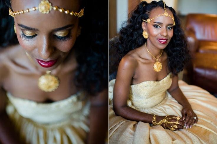 Tribe habesha Ethiopian Culture