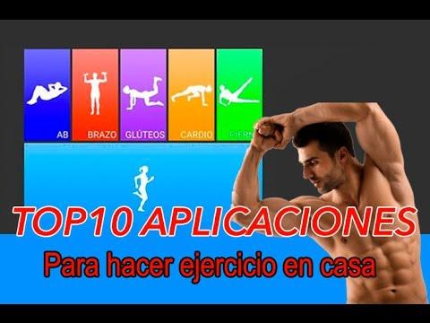 Top 10 App Gratuitas Para Hacer Ejercicio En Casa