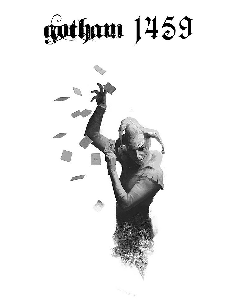 Igor Kieryluk. Gotham 1459