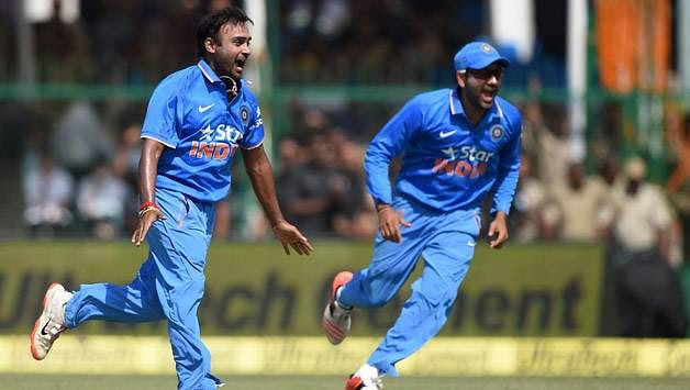 Amit Mishra - Best players from India and Australia who will not feature in the T20 series