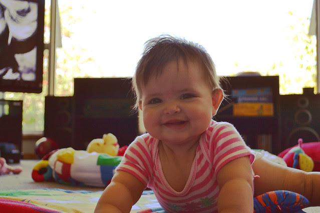 Sofia - 7 meses