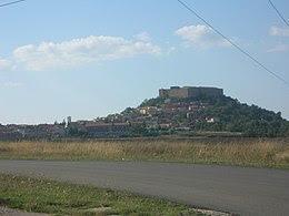 Castel Lagopesole – Veduta