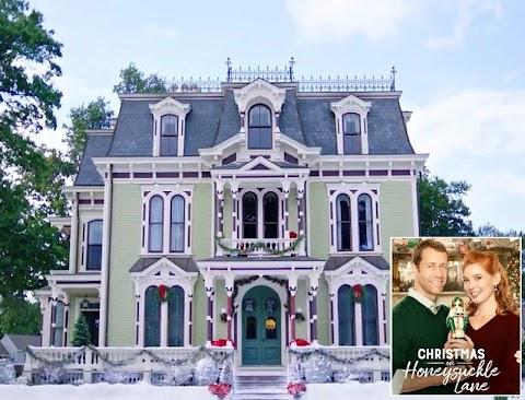 Christmas On Honeysuckle Lane Filming Locations