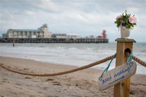Beach Weddings Bournemouth   Photographer Bournemouth
