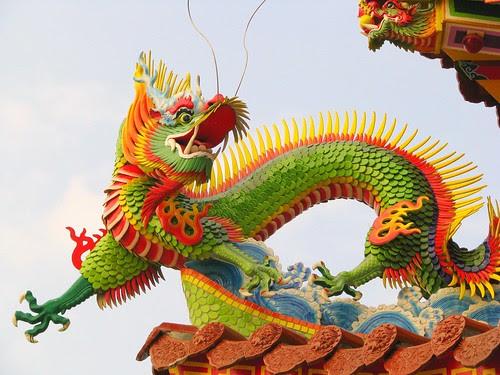 Los Poderes Mágicos De Los Dragones Chinos Esoterismoscom