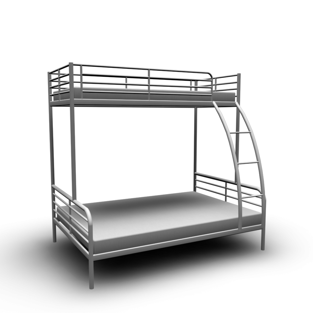 TROMSÖ Bunk bed frame  Design and Decorate Your Room in 3D