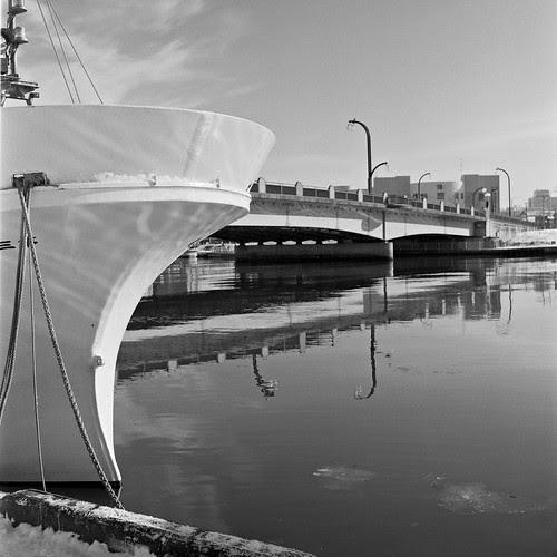Kushiro Harbour