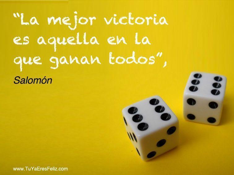 Frase Salomón