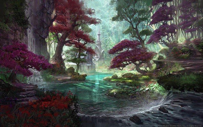 Bethesda publica nuevas imágenes de arte conceptual de The Elder Scrolls Online