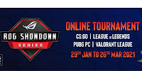 Asus ROG Showdown second-edition to start from January 29