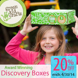 20% off Discovery Boxes