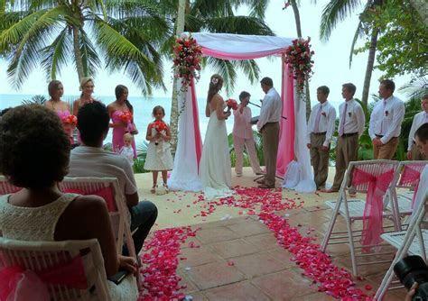 Costa Rica Oceanfront ceremony on Nicoya Peninsula