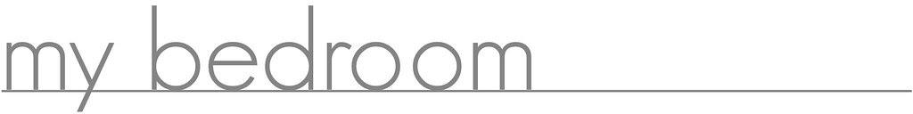 8x1 mybedroom title