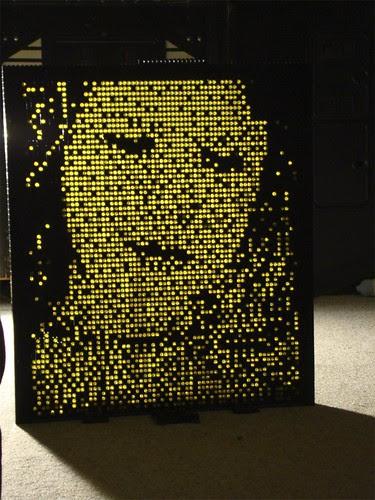 3D LEGO Mosaic v2 - #7