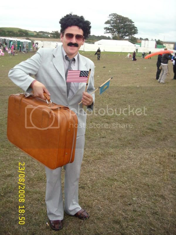 Yig Shemersh! My name a Borat