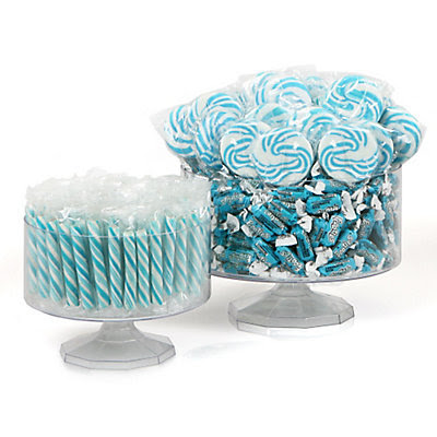 Blue - Party Candy Kit  Baby Shower Centerpieces