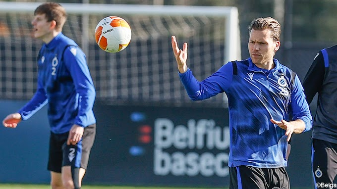Beleef de Europese suspense met Club Brugge en Antwerp straks live op Sporza
