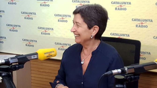 Teresa Cunillera, delegada del govern espanyol