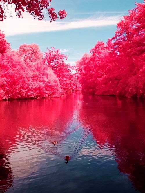 Beautiful Cherry River West Virginia Gorgeous