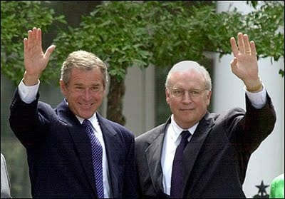 G.W. Bush, Dick Cheney and Tony Blair:  War Criminals Scheduled To Visit Canada In October