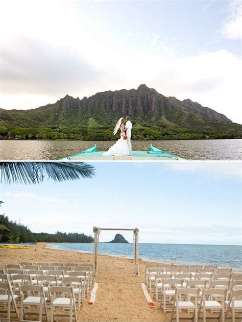 Oahu wedding venue: Kualoa Ranch (home of hit TV Show LOST