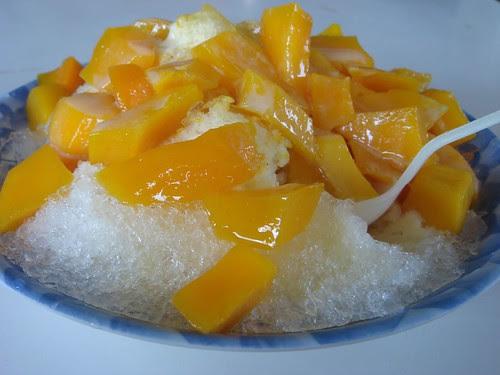 mango chawbing