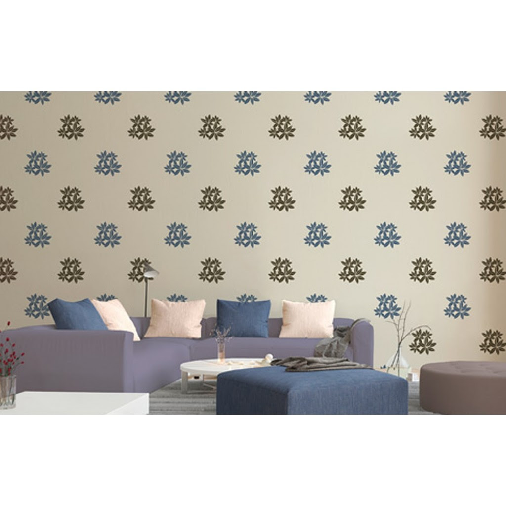 Foliage Asian Paints Wall Fashion Stencil Buy Online
