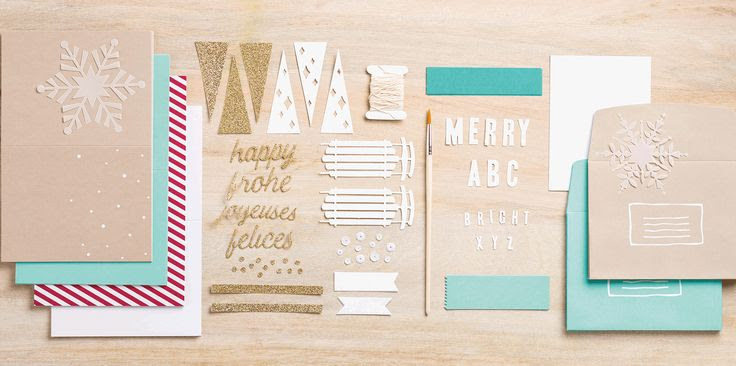 Stampin Up Watercolor Winter Kit
