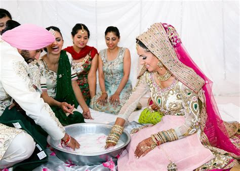 Indian Bride, Indian Wedding, Punjabi Wedding, Pink