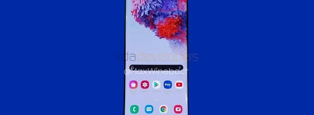 Exclusive: Leaked Samsung Galaxy S20+ Hands-on confirms 120Hz display, ultrasonic under-display fingerprint scanner, and no headphone jack