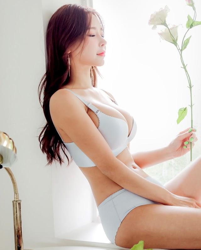 Lee A Yoon - Gray Pink Purple