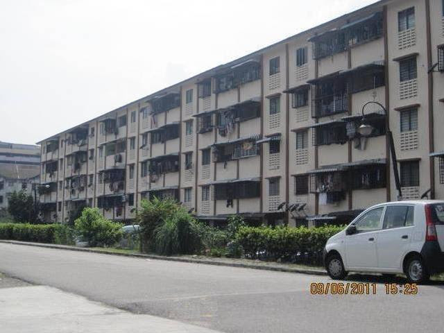 FLAT PANDAN PERDANA FOR SALE