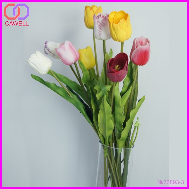 List Manufacturers of Flower Tulip Artificial Bunch, Buy Flower Tulip Artificial Bunch, Get