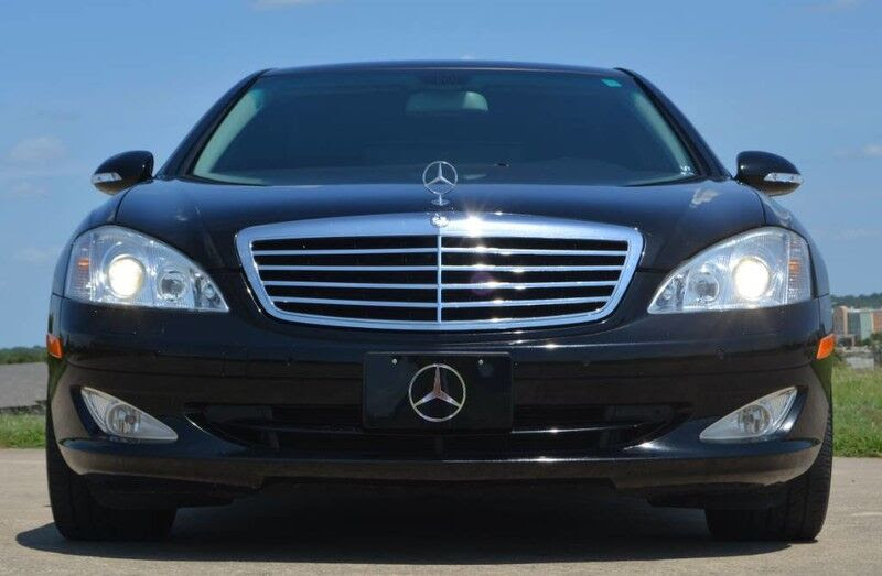 Vehicle details - 2007 Mercedes-Benz S-Class at RLB Auto ...