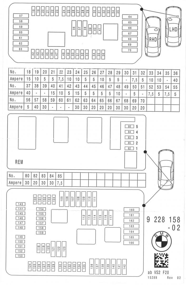 19 Images Bmw X3 Fuse Box Diagram