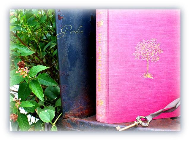The Secret Garden and key
