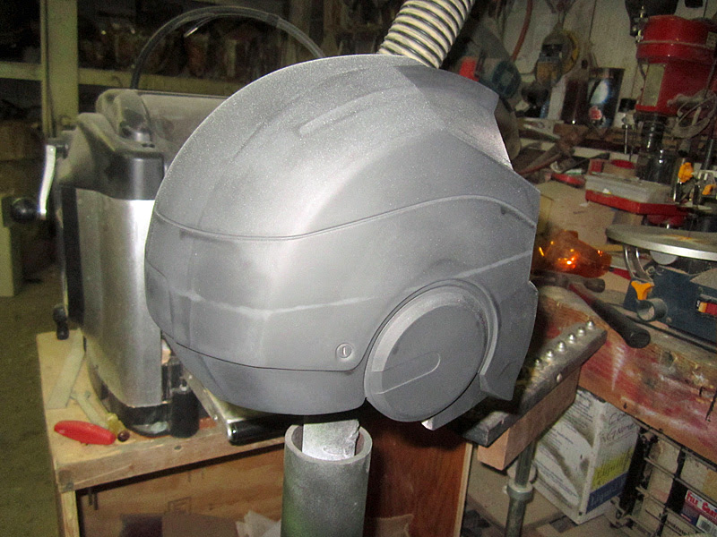 IM Helmet Primed