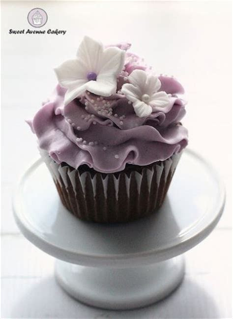 56 best images about Purple cupcakes on Pinterest