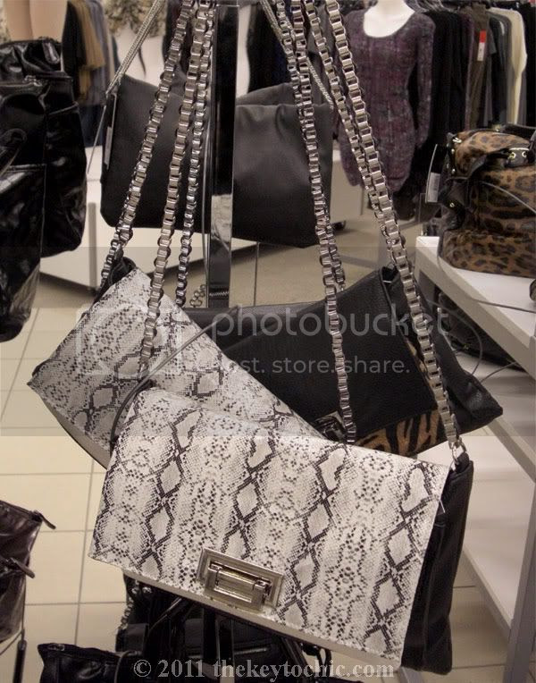 Kardashian Kollection Sears animal print handbags