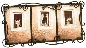 Huge Discount Fetco Home Décor 651157t Austin Triple Frame Bronze