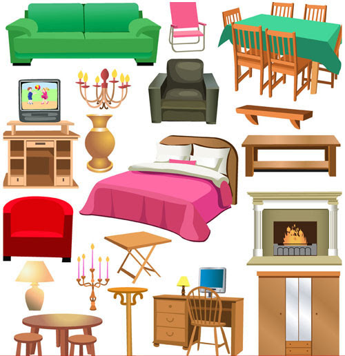 furniture clipart 276