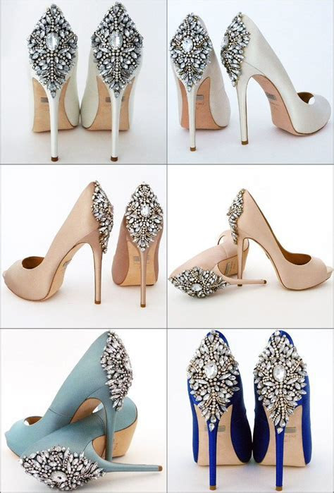 17 Best ideas about Wedding Shoes on Pinterest   Bridal