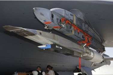 x-51Aالمتوضعة على طائرة52-B